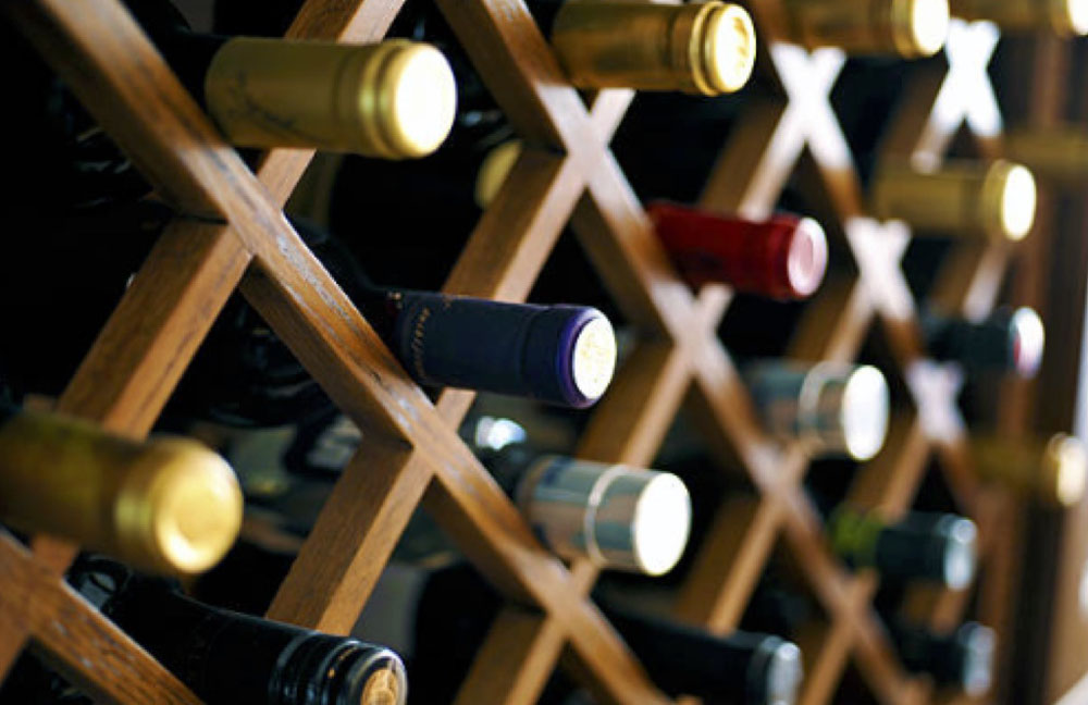 Ways to Store Your Wine
